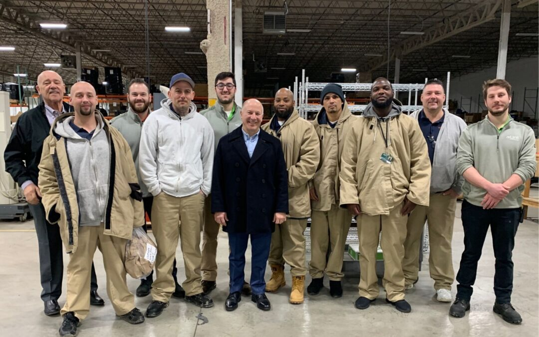 "Crains Cleveland- ""Twinsburg Township Employer, Local Foundations Link Up For Inmate Job Training"""