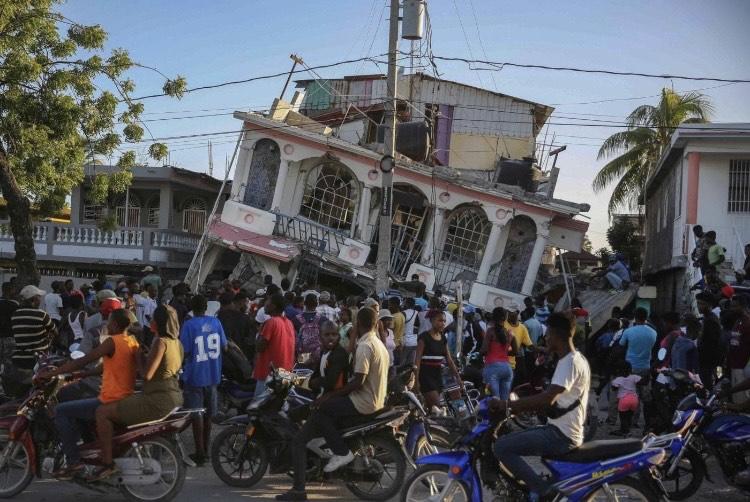 Haitians Helping Haitians – The True First Responders